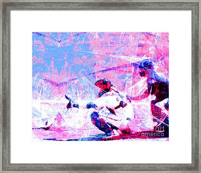 The Boys Of Summer 5d28228 The Catcher V3 Framed Print