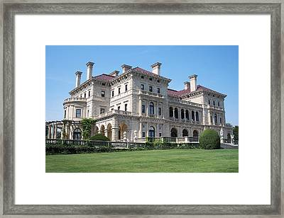 The Breakers Framed Print