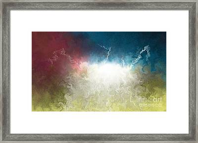The Breakthrough Framed Print by Shane Weiss