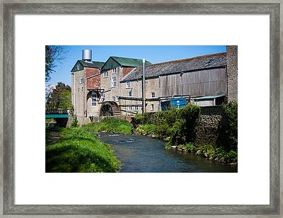 The Brewery  Framed Print by Daniel  Bristow