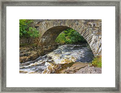 The Bridge Of Dochart Framed Print