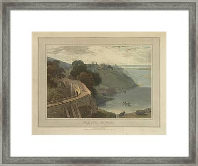 The Bridge Of Don At Old Aberdeen Framed Print