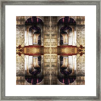 The Bridges Framed Print by Don Powers