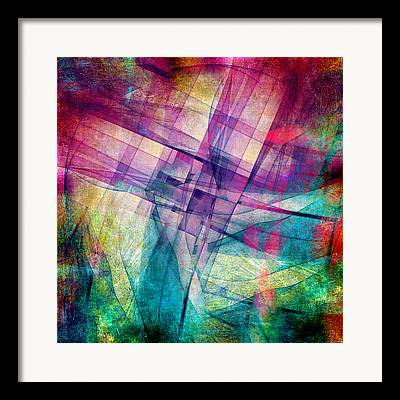 Magenta Framed Prints