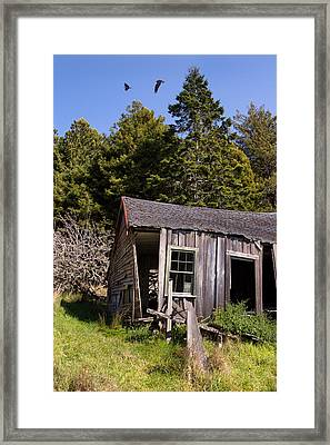 The Bunkhouse Framed Print
