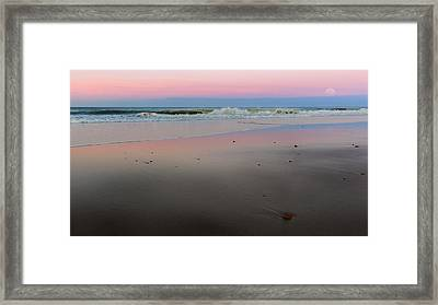 The Cape Cod National Seashore Framed Print by Bill Wakeley