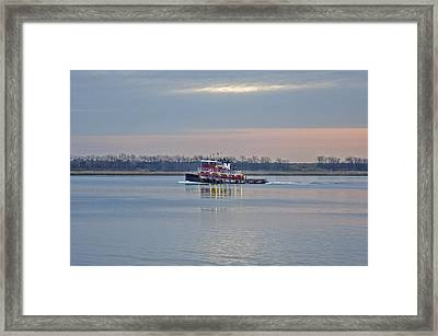 The Cape May Framed Print by Donnie Smith