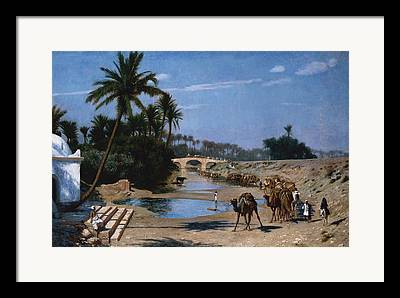 Exoticism Framed Prints