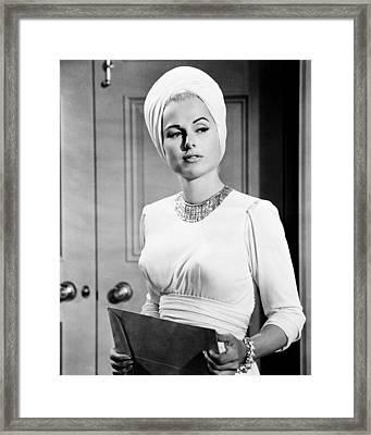 The Carpetbaggers, Martha Hyer, 1964 Framed Print