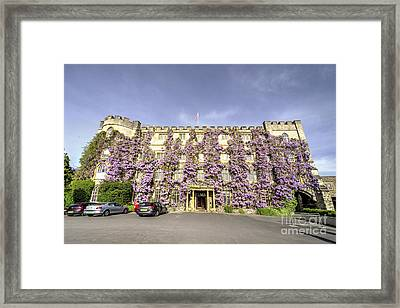 The Castle Hotel  Framed Print by Rob Hawkins