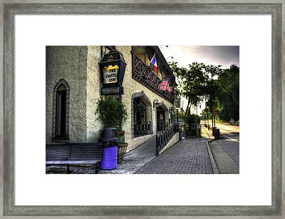 The Castle Inn Framed Print