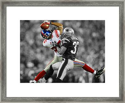 The Catch Framed Print by Brian Reaves