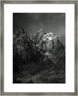 The Cathedral Group Framed Print
