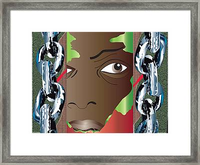 The Chains Framed Print