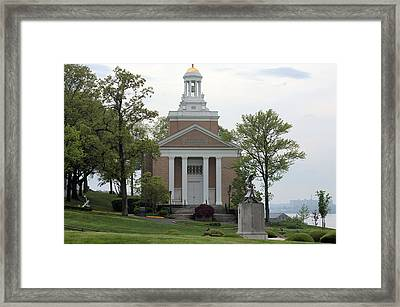 The Chapel  Framed Print