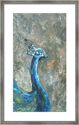 The Charming Prince 1 B Framed Print by Thecla Correya