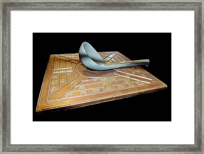 The Chinese Spoon Framed Print by Universal History Archive/uig