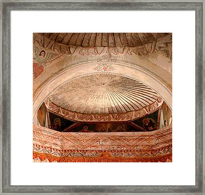 The Choir Loft Framed Print