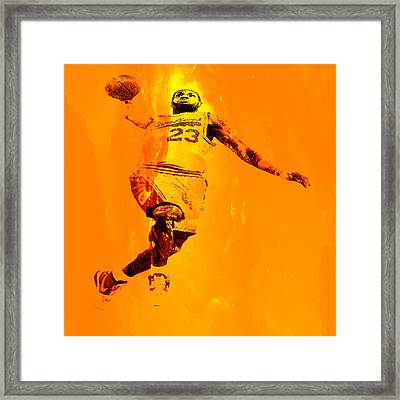 The Chosen One Framed Print by Brian Reaves