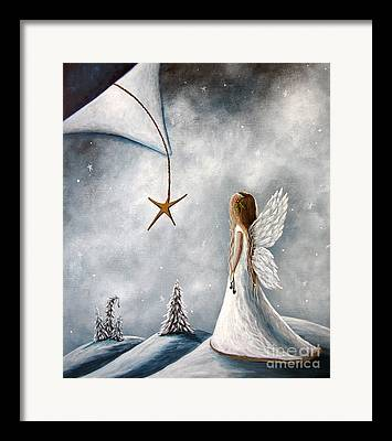 Sparkling Paintings Framed Prints