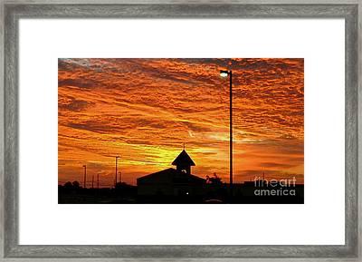 The Church - No.0469 Framed Print