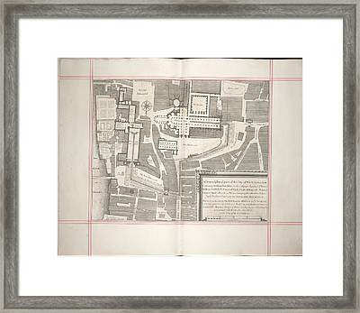 The City Of Westminster Framed Print