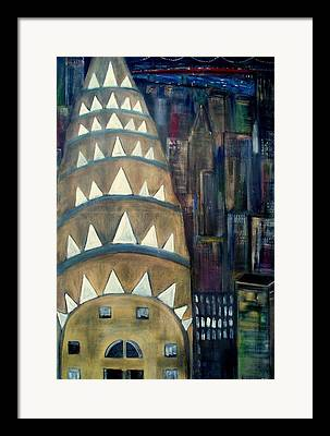 Rick Todaro Framed Prints