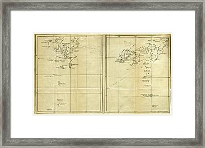 The Claims Of Japan And Malaysia Upon Christendom Exhibited Framed Print by Litz Collection