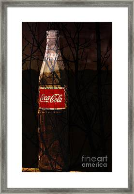 The Classic Framed Print by Robert Ball