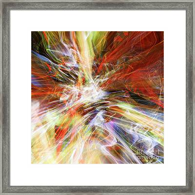 Framed Print featuring the digital art The Cleansing by Margie Chapman
