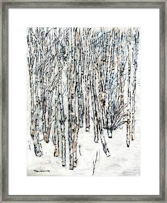 The Clearing Framed Print by David Dossett