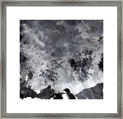 The Cloud Framed Print by Patrick Morgan