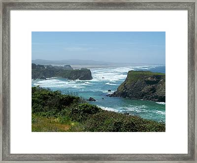 The Coast 2 Framed Print