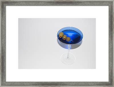 The Cocktail Hour Framed Print by Bill Cannon