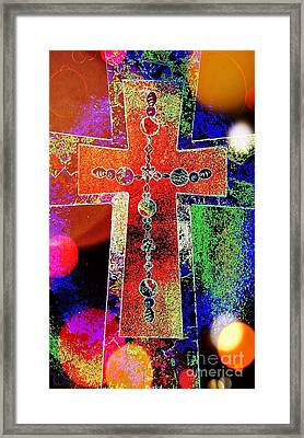 The Color Of Hope Framed Print