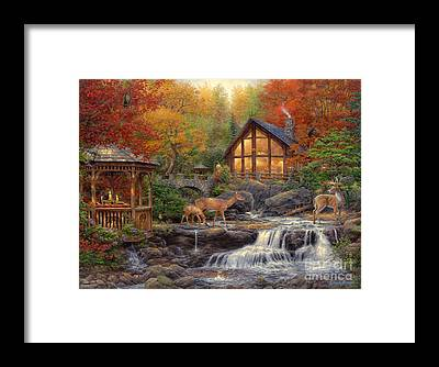 Appalachian Framed Prints