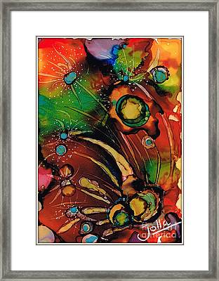 The Colours Of My Mind.. Framed Print