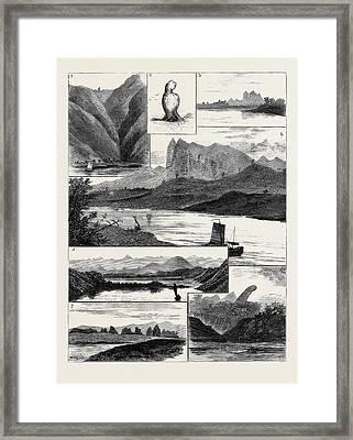The Colquhoun-wahab Expedition Through China Framed Print