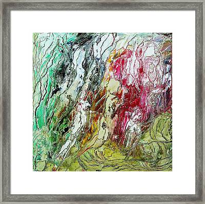 The Coming Storm Framed Print by Bellesouth Studio