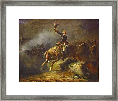 The Conventional Merlin De Thionville In The Army Of The Rhine Framed Print