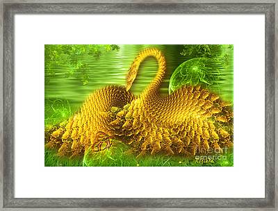 The Conversation - Art For Kids By Giada Rossi Framed Print