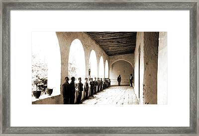 The Corriders Sic Of San Francisco, Chihuahua, Jackson Framed Print by Litz Collection