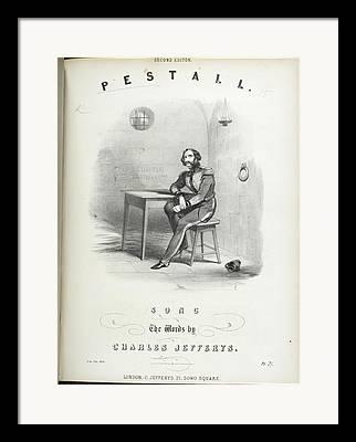 Pestal Framed Prints