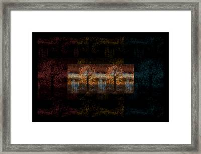 The Country Side Framed Print