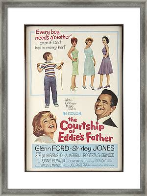 The Courtship Of Eddie's Father Framed Print by Mountain Dreams