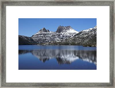 The Cradle Framed Print by David Powell