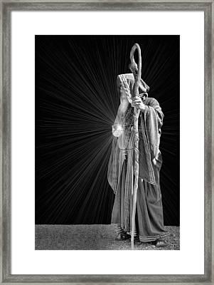 The Crystal Framed Print by Kristin Elmquist