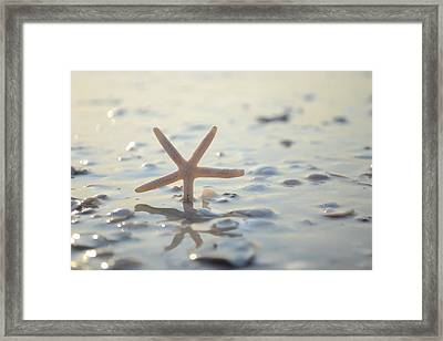 The Cure For Anything... Framed Print
