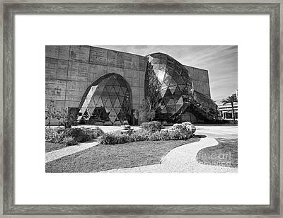 The Dali Museum Framed Print by Eyzen M Kim