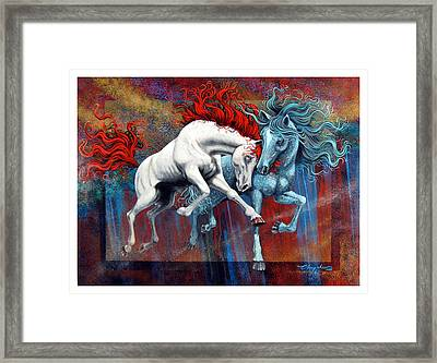 The Dance Framed Print